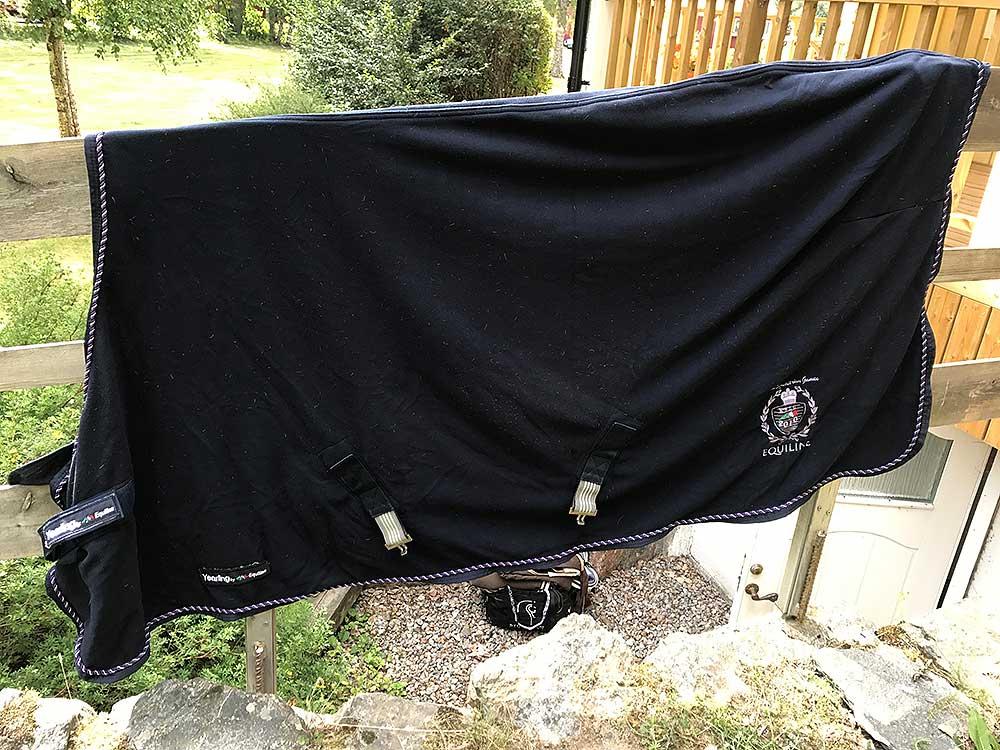 Equiline fleecetäcke 145 cm