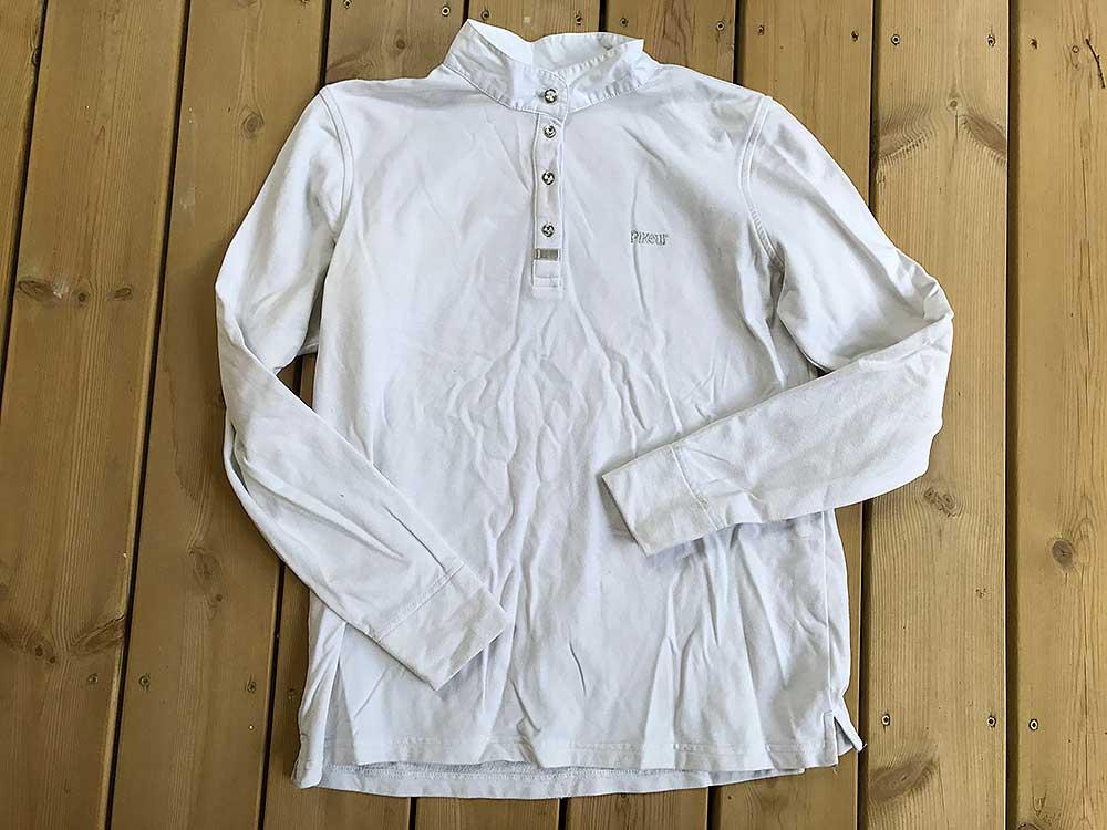 Pikeur långärmad tävlingsskjorta