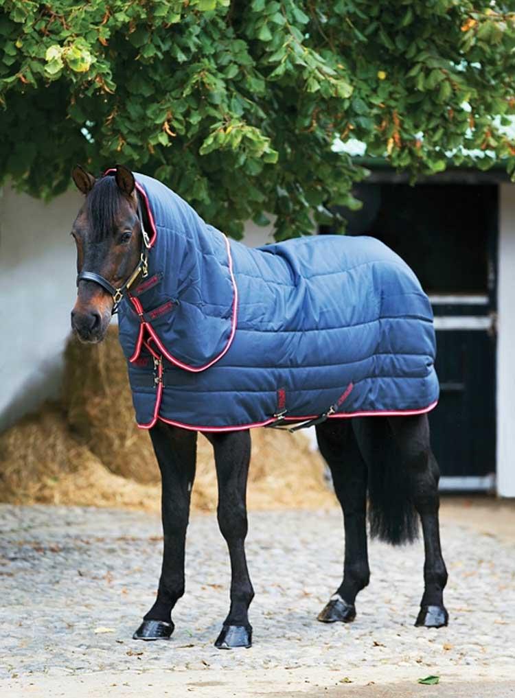 Horseware Amigo stalltäcken med hals NYA